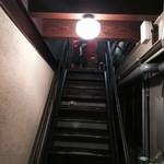 42533688 - この階段すらおしゃれに思える♫