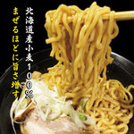 春日亭  - 北海道産小麦100%
