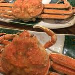 居酒屋 さんぼん木 - 香箱蟹(セイコガニ)