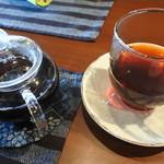 きた川 - プーアル茶