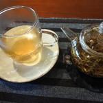 きた川 - ジャスミン茶