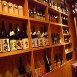 ないな - ☆お酒もたくさん並んでいます(@^^)/~~~☆