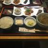 甚九郎 - 料理写真:日替わり定食 おかず3種盛り   800円