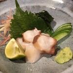 美糸 - ☆明石の蛸のお造り!(^^)!☆