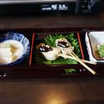 豆腐料理 松ヶ枝 - (2014/12月撮影)