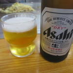 おっ好み焼 ようよう - 瓶ビール