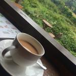 一軒茶屋 Schwein - 食後のお紅茶