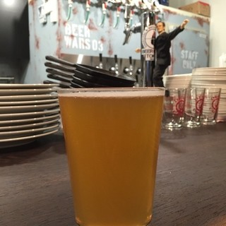 常時7種のアメリカンクラフトビール