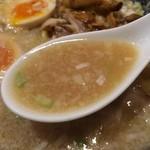 らーめん岩本屋 - スープ