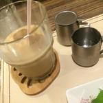 natural kitchen めだか - コーヒー