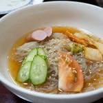 焼肉炉満 - 冷麺