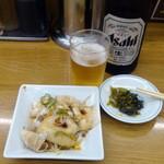 福しん - 雲白肉160円