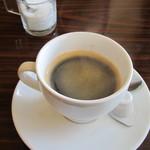 オールド ニュー カフェ - ホットコーヒー