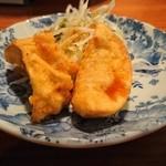 どらごん - 揚げ餃子(ドラキチらーめん定食)