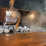 麺鮮醤油房 周月 - 内観