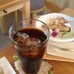 cafe ネンリン - 水出しアイスコーヒー