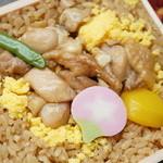 花善 - 鶏肉たっぷり
