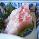 美野幸 - 鯛のお刺身