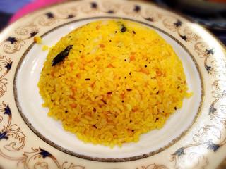 インド料理 MUTHU - レモンライス