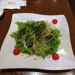 京鼎樓 - 台湾風グリーン・サラダ