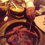 焼肉の七福 -