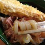 無添くら寿司 - 麺リフト