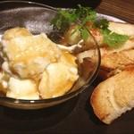 居酒屋 土間土間 - クリームチーズおいしすぎ
