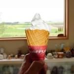 三愛の丘茶屋カーブ - 濃厚なミルク味と絶妙な甘みは最高のソフトです! しかも安い‼︎