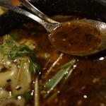 スープカレー専門店 シャララ - スープ