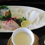 お魚処 玄海 - イカだけでなく呼子周辺の新鮮なお魚が食べれます