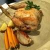 Garapagosu - 料理写真:ローズマリーチキン(切ってないバージョン)