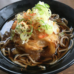ベストイン上越北 - 料理写真:天ぷらそば300円
