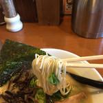 一休 - 極細麺