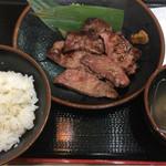 牛たん ささ川 イオンモール 札幌発寒店 -