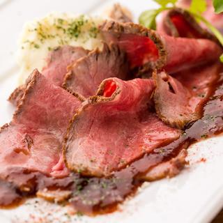 本格派の肉バル&イタリアン