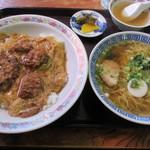 42577010 - 味覚飯とラーメン