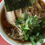 42577445 - チャーシューワンタン麺¥1100\(^o^)/