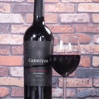 こだわりの黒ワイン「カーニヴォ」