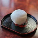 だんご茶屋 - 料理写真:つべてぇ大福 雪見☆