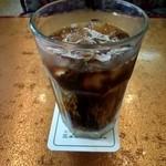 42581315 - ランチ100円アイスコーヒー