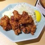 42581997 - 鶏肉の唐揚げ¥550
