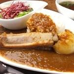 肉骨茶 - 料理写真: