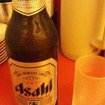 魁力屋 名古屋栄店 - ビンビール