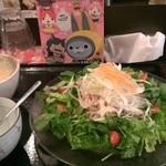 金豚雲 - 新・サラダうどん