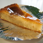 ララハウス - いちじくのケーキも美味しい!