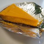 ララハウス - 人気2番目のかぼちゃパイは胡麻風味のクッキーと相性良く旨し!