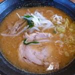 42584514 - 淡麗味噌麺