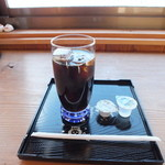 清涼亭 - ドリンク写真:アイスコーヒー