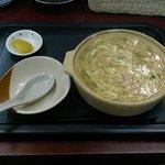 安安 - 蟹飯麺
