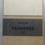タハレス - 直してほしいエレベーター内の看板